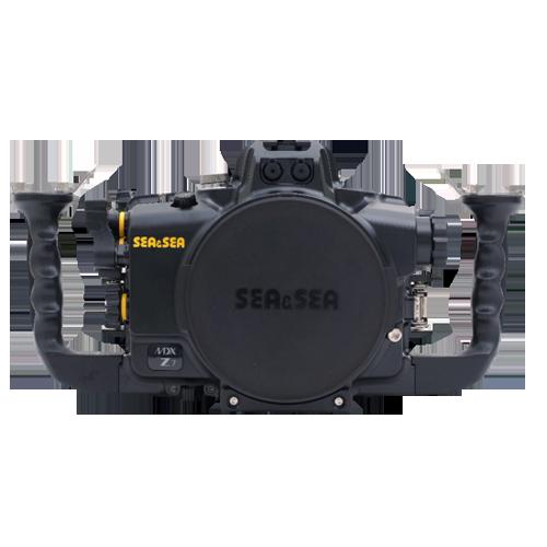 Sea & Sea behuizing MDX-Z7 voor Nikon Z6 en Nikon Z7front_500