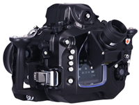 Optional: Sea&Sea housing for Canon 7D MDX-7D optional viewfinder v45