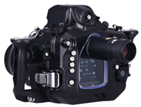 Optional: Sea&Sea housing for Canon EOS 7D Mark II MDX-7D Mark II VF180