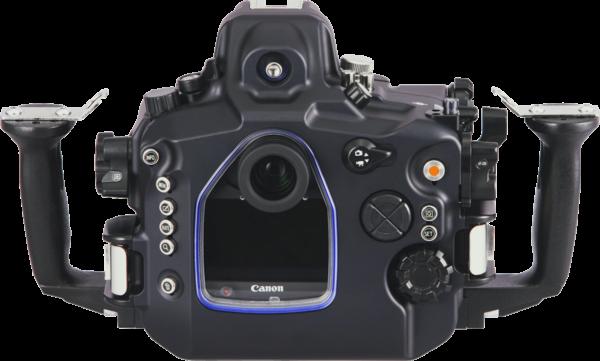 Sea&Sea housing for Canon EOS 5D Mark III MDX-5D Mark IIIvers.2 back