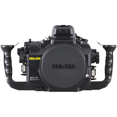 Sea&Sea housing for Canon EOS 5D Mark III MDX-5D Mark IIIvers_500