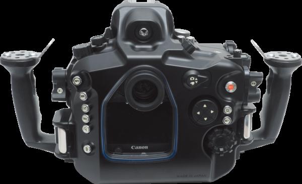 Sea&Sea housing for Canon EOS 5D Mark IV MDX-5D Mark iV back