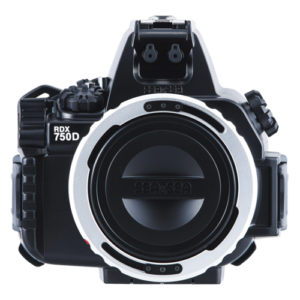 Sea&Sea housing for Canon EOS 750-800D MDX-750D Mark II front_500