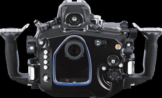 Sea&Sea housing for Canon EOS 7D Mark II MDX-7D Mark II back