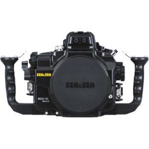 Sea&Sea housing for Canon EOS 7D Mark II MDX-7D Mark II front_500