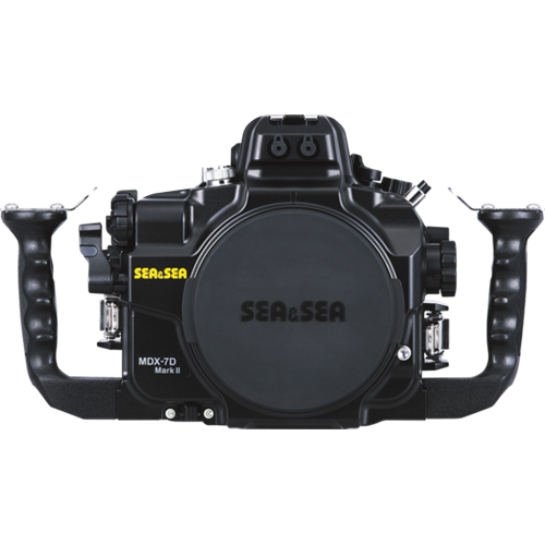Sea&Sea housing for Canon EOS 7D Mark II MDX-7D Mark II front_500