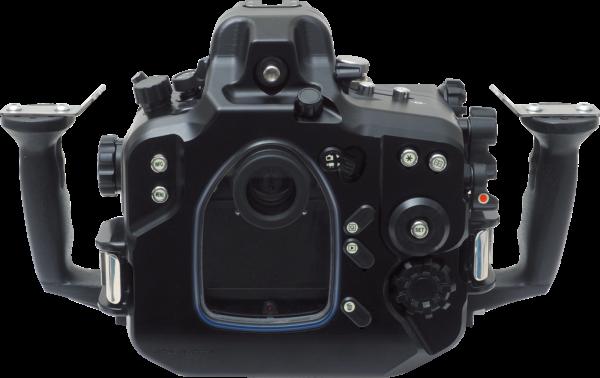 Sea&Sea housing for Canon EOS 80D MDX-80D back
