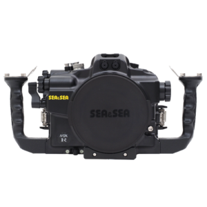 Sea&Sea housing for Canon EOS R MDX-R Front