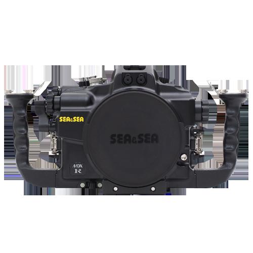 Sea&Sea housing for Canon EOS R MDX-R Front