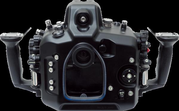 Sea&Sea housing for Nikon D500 MDX-D500 back2