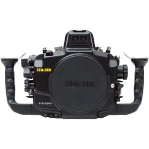 Sea&Sea housing for Nikon D500 MDX-D500 front_500