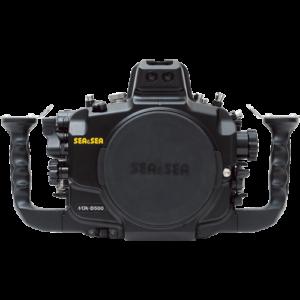 Sea&Sea housing for Nikon D500 MDX-D500 front_500