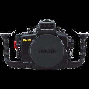 Sea&Sea housing for Nikon D7100 MDX-D7100 front_500