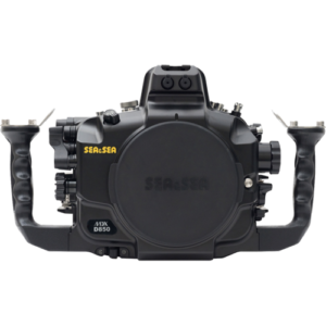 Sea&Sea housing for Nikon D850 MDX-D850