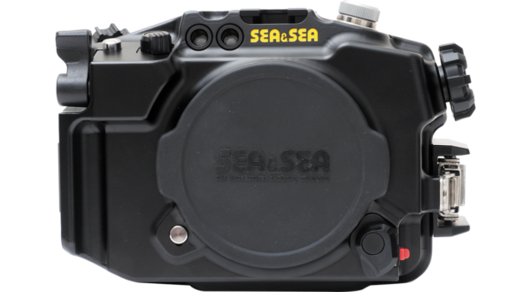 Sea&Sea housing for sony Alpha6300 MDX-alpha6300 front_500