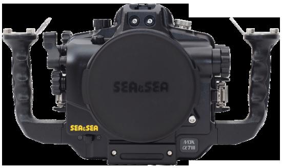 Sea&Sea housing for sony Alpha7III MDX-alpha7III_500