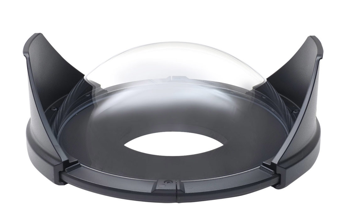 Sea & Sea Universal Dome Port 210 Anti Reflex